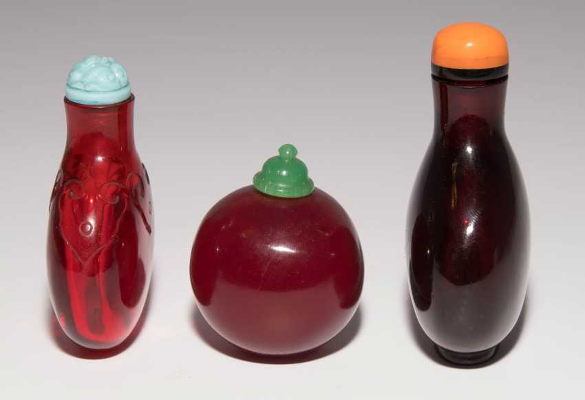 7 Snuff Bottles - photo 5