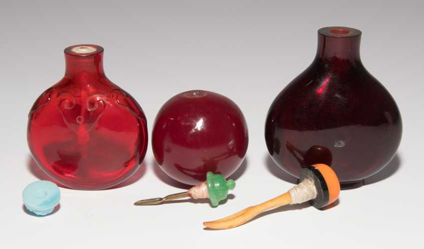 7 Snuff Bottles - photo 9