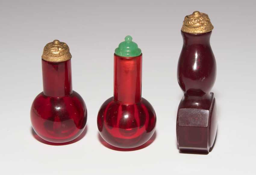 7 Snuff Bottles - photo 16