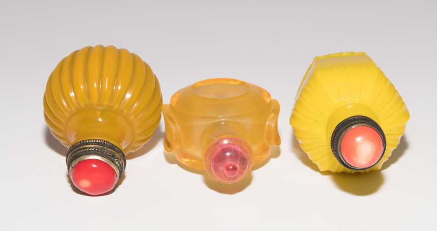 7 Glas Snuff Bottles - photo 5