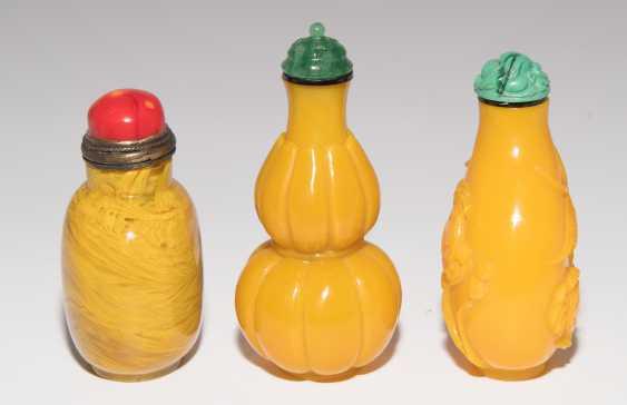 7 Glas Snuff Bottles - photo 13