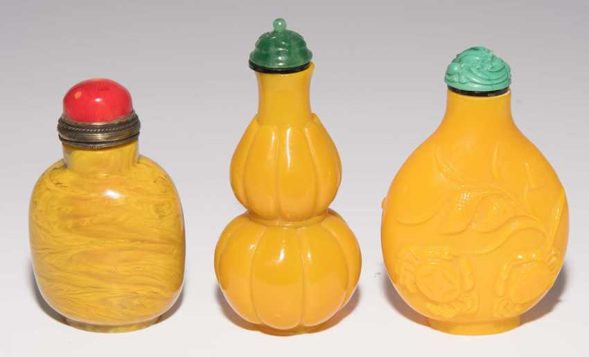 7 Glas Snuff Bottles - photo 15