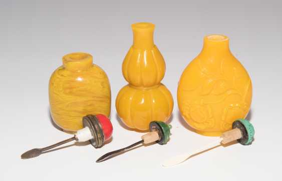 7 Glas Snuff Bottles - photo 19