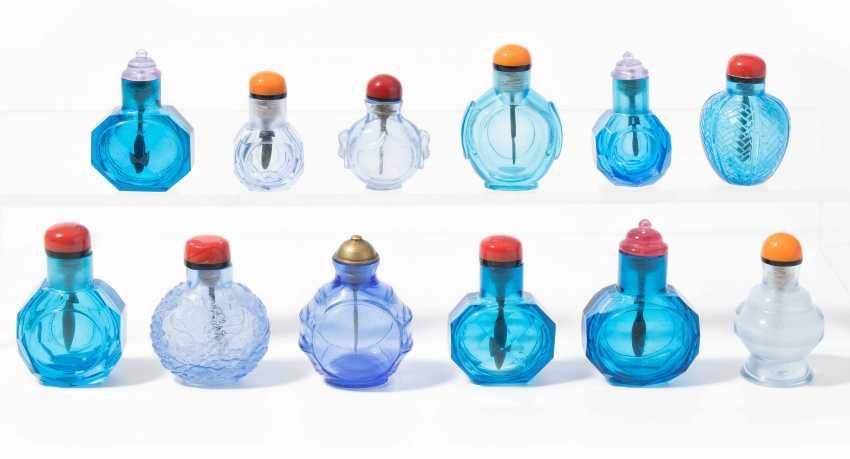 12 kleine Snuff Bottles - photo 1