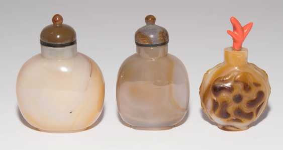 6 Achat Snuff Bottles - photo 3
