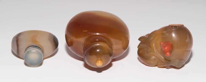 6 Achat Snuff Bottles - photo 11