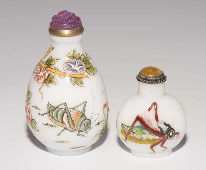 2 Snuff Bottles - photo 2