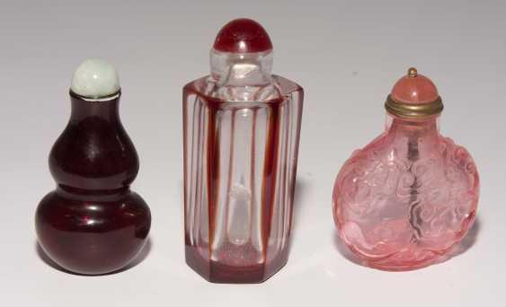 6 Snuff Bottles - photo 3