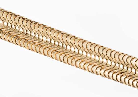 Gold-Bracelet - photo 1