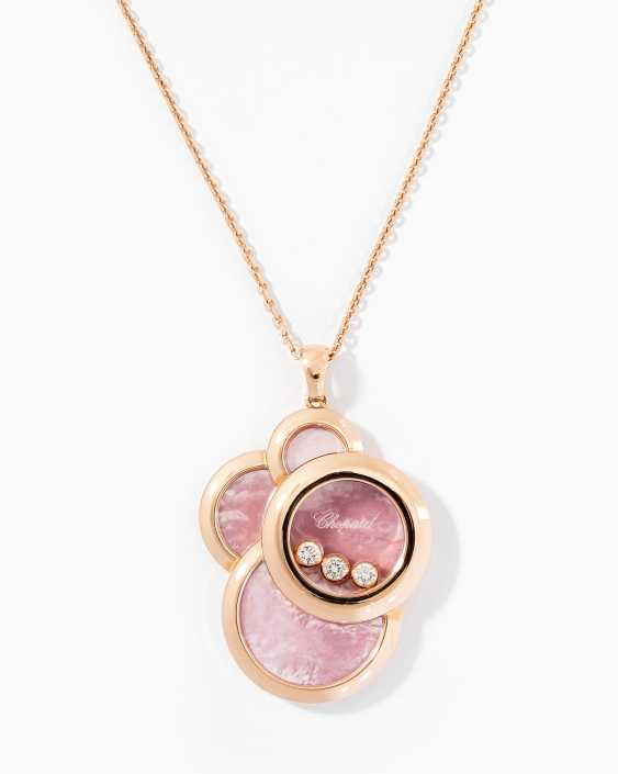 Chopard pendant with chain - photo 1