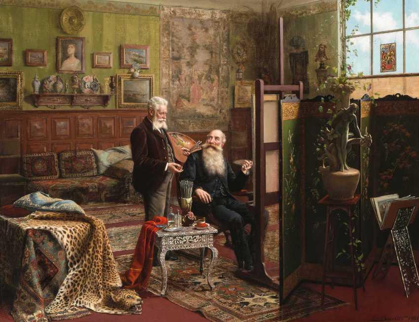 Spielter, Carl Johann - photo 1