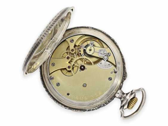 Pocket watch: rare, very early Longines rifle watch with extensive accessories, Winterthur 1895 - photo 3