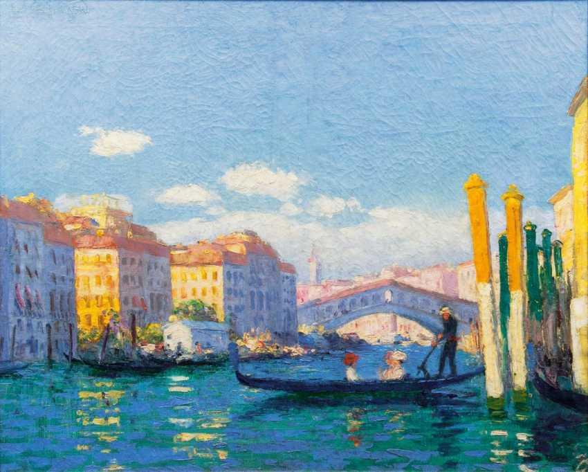 Pont du Rialto Venise - photo 1