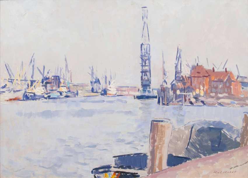 Порт Гамбург - фото 1