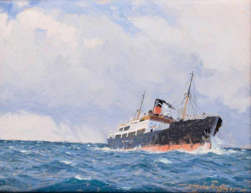 In heavy seas - photo 1