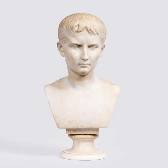Portrait bust 'Emperor Augustus' - photo 1
