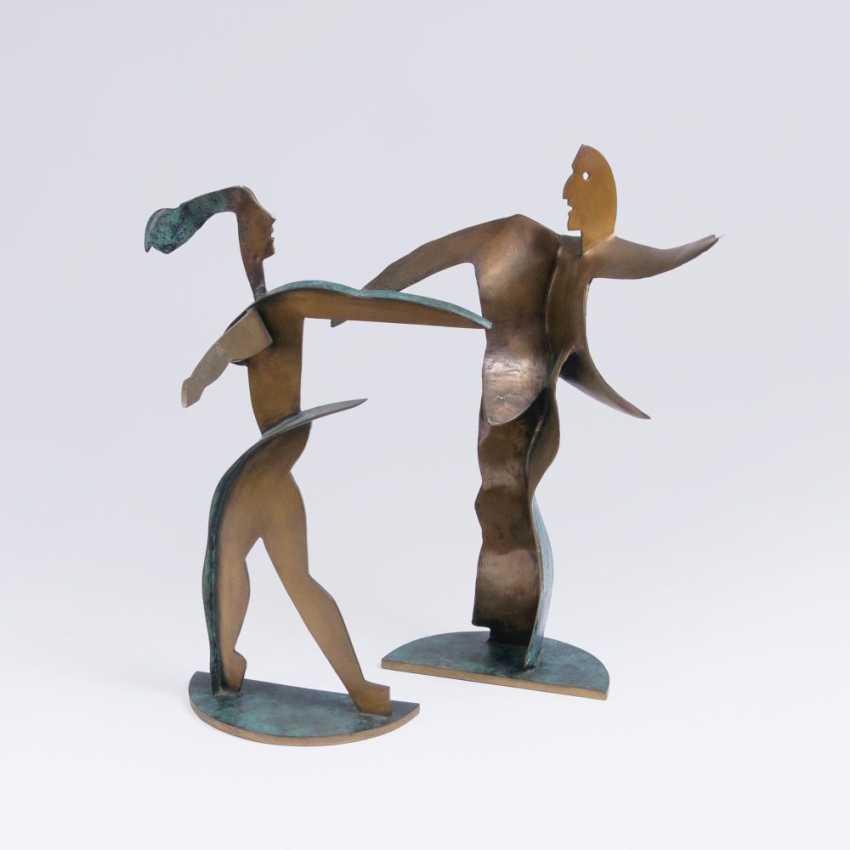Figurenpaar 'Dancing Couple' - photo 1
