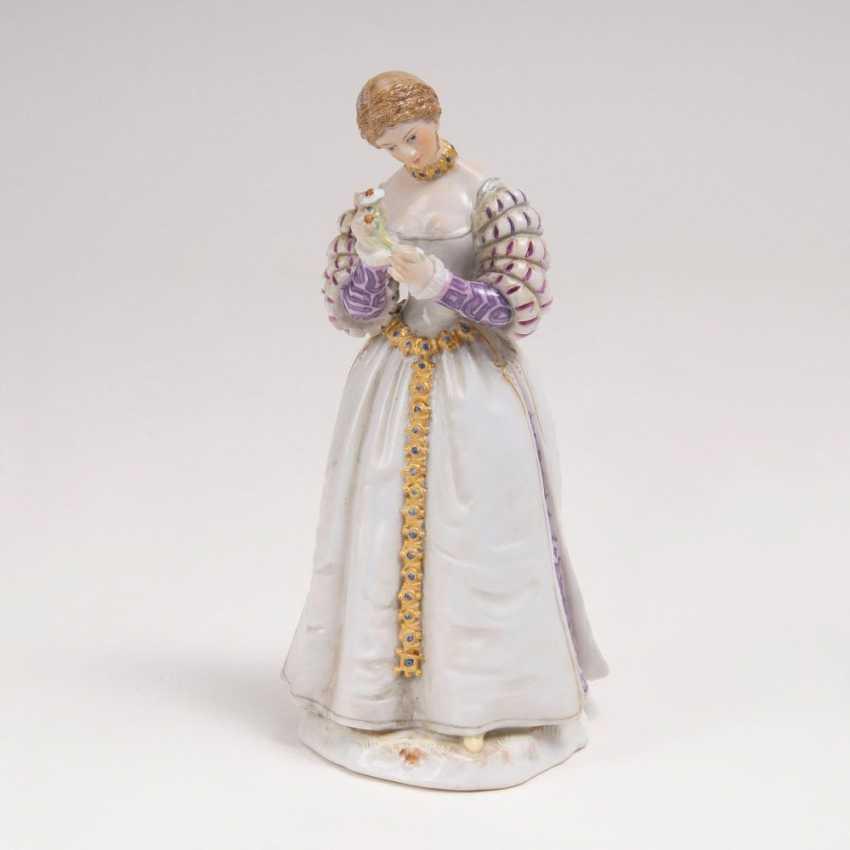 Figure 'Florinetta' from the Italian 'Commedia dell' Arte ' - photo 1