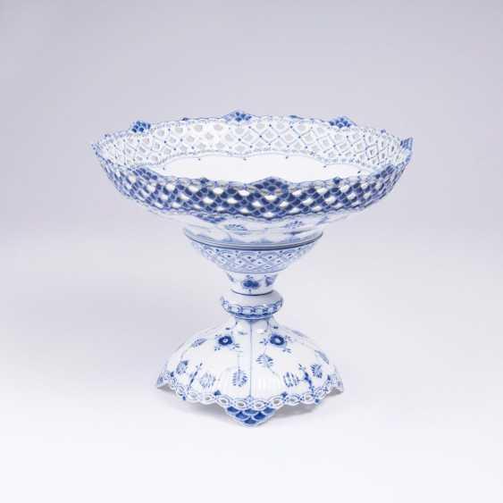 Attachment bowl 'Musselmalet-Vollspitze' - photo 1