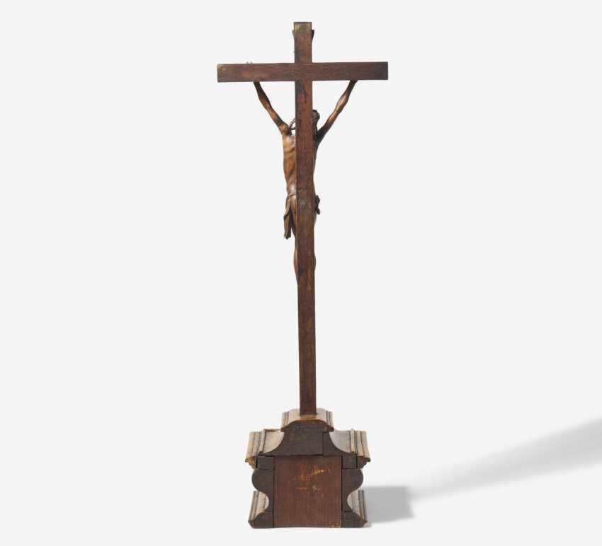 Standkruzifix - photo 3