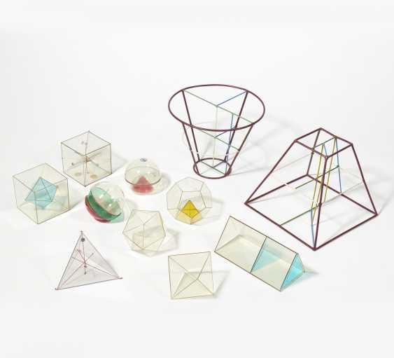 Eleven mathematical models - photo 2