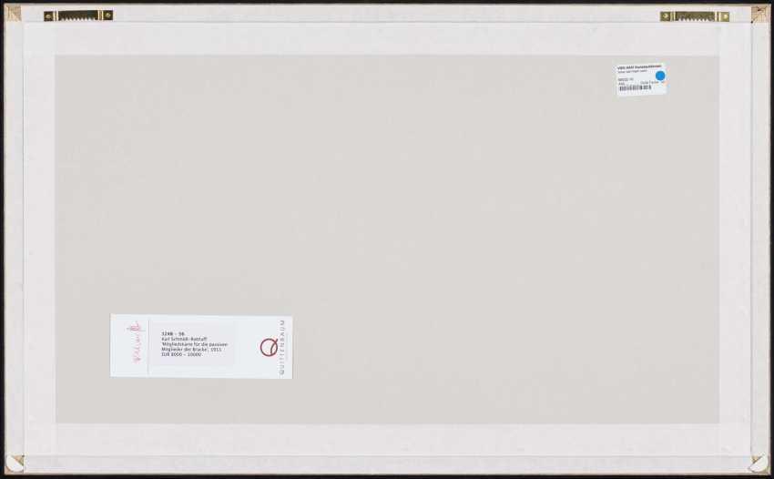 "Membership card for the passive members of the ""Brücke"" - photo 2"