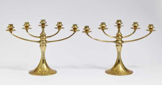 A pair of girandoles - photo 1
