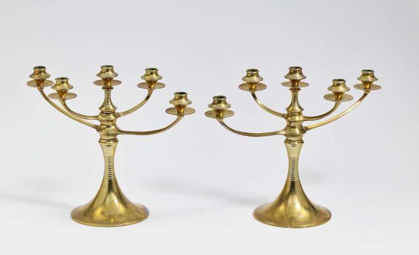 A pair of girandoles - photo 2