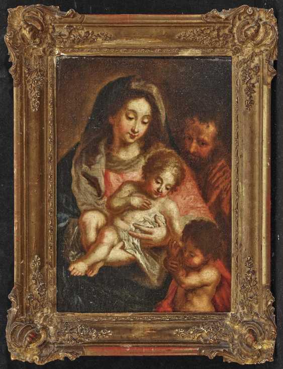 Holy Family with the boy John - photo 2
