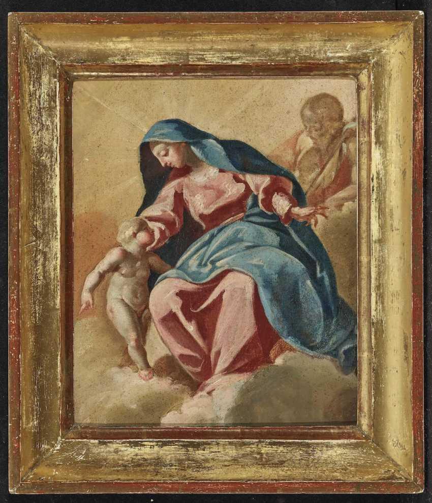 The holy family - photo 2