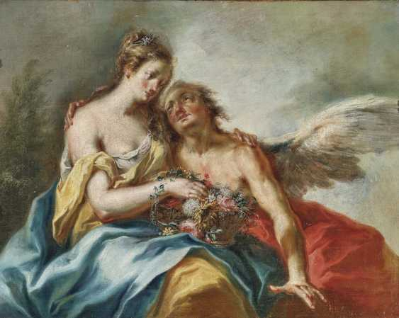Flora and Zephyr - photo 1