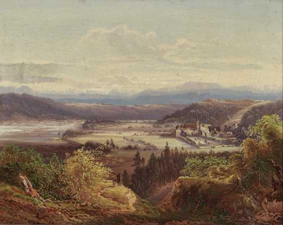View of Schäftlarn Abbey - photo 1