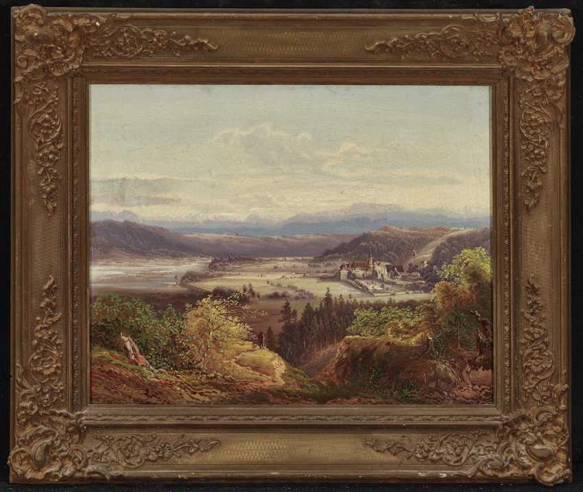 View of Schäftlarn Abbey - photo 2