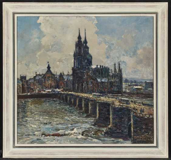 Augustus Bridge in Dresden - photo 2