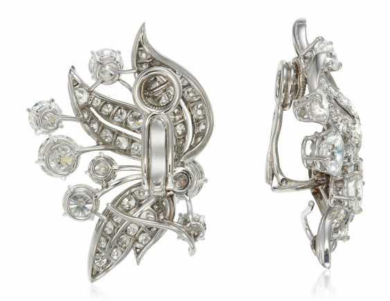 DIAMOND EARRINGS - photo 2