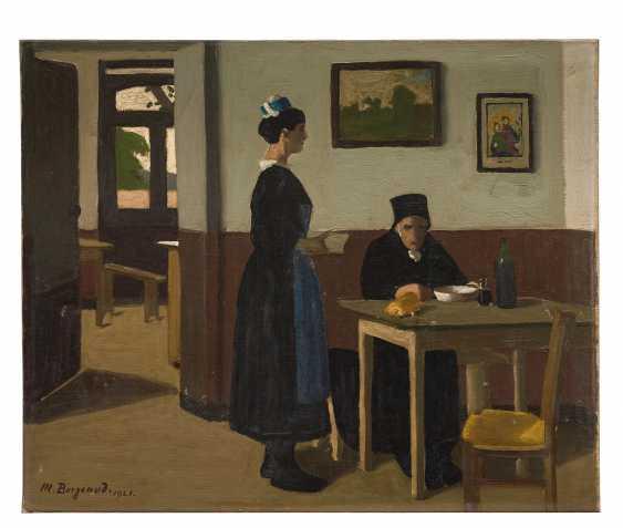 MARIUS BORGEAUD (1861-1924) - photo 1