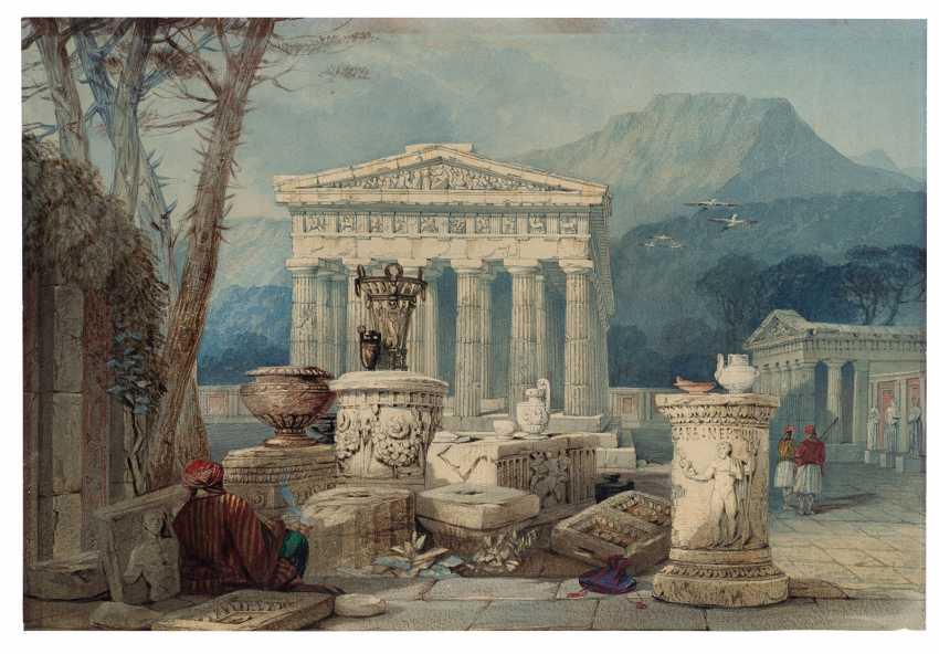 THOMAS SCANDRETT (1797-1870) - photo 1