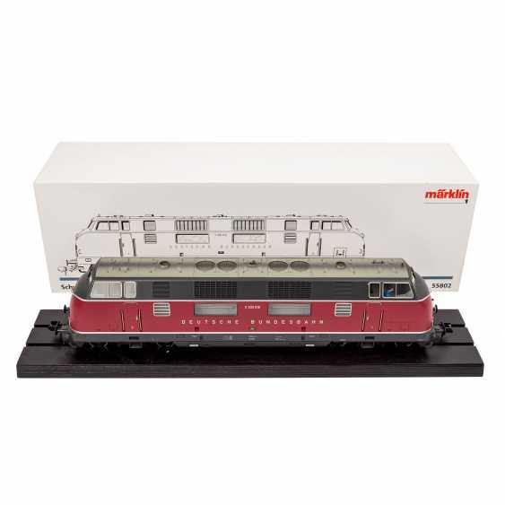 Locomotive diesel MÄRKLIN 55802, voie 1 - photo 2