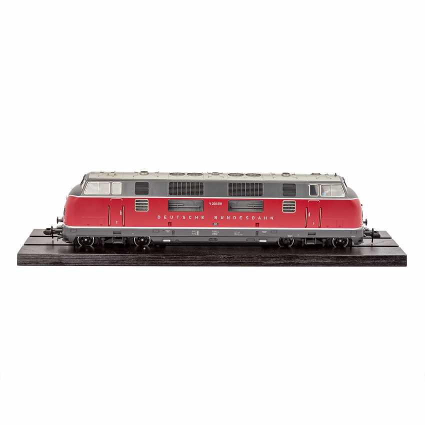 Locomotive diesel MÄRKLIN 55802, voie 1 - photo 3