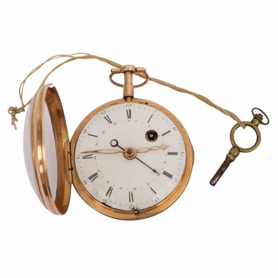 SPINDLE POCKET WATCH - photo 2
