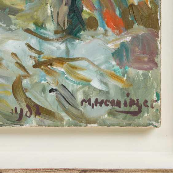 """HENNINGER, MANFRED (1894-1986) """"Summer landscape"""" - photo 3"""