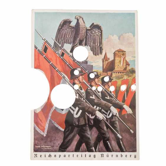 German Empire 1933-1945 - Propaganda Card - photo 1