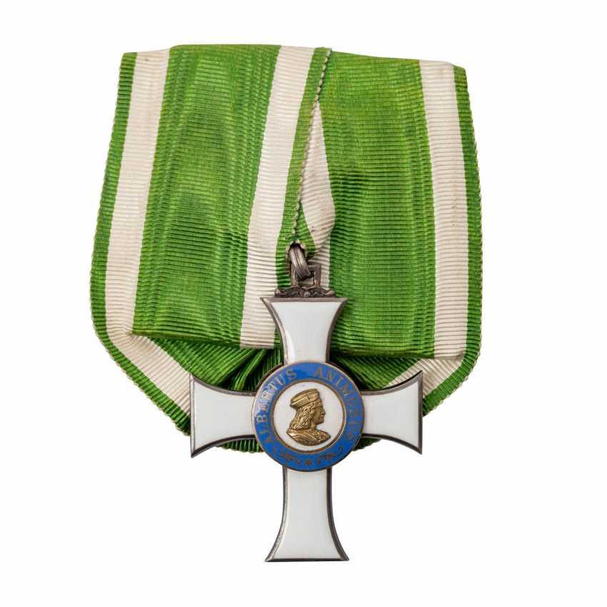 Saxony - Knight's Cross 2nd Class Albrecht Order, - photo 1