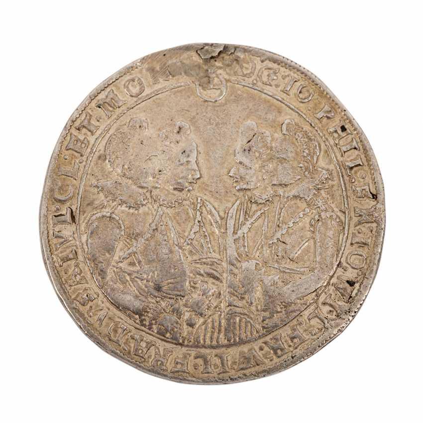 Saxony-Altenburg - Reichstaler 1613, Johann Philipp, - photo 1