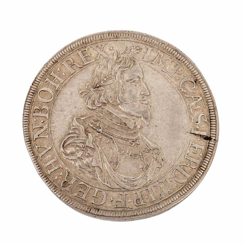 Augsburg - 1 Taler 1640, Ferdinand III. - photo 1