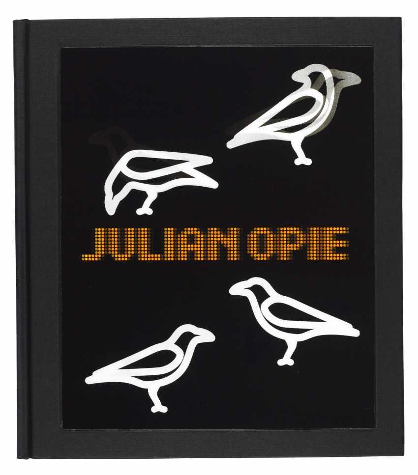JULIAN OPIE (B. 1958) - photo 5