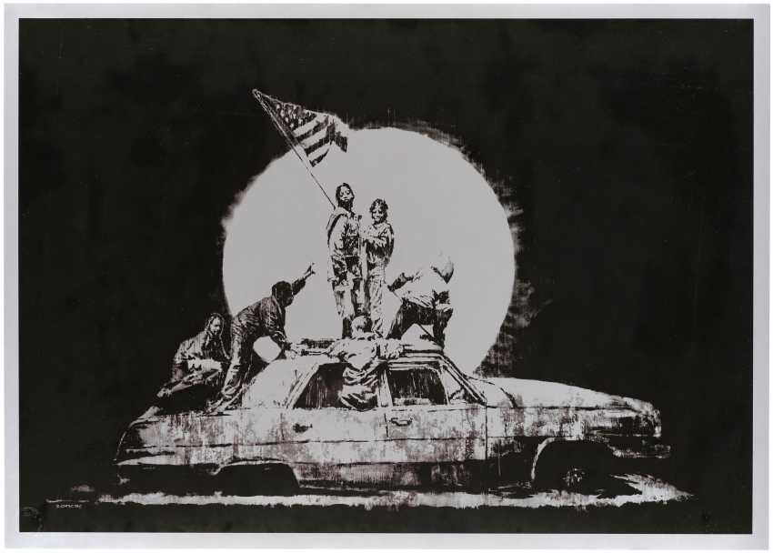BANKSY (B. 1974) - photo 1