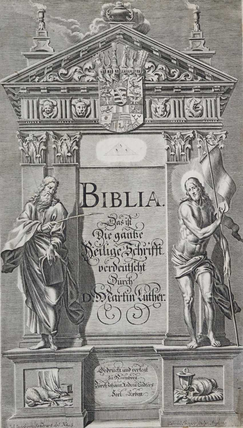 Germanic Biblia. - photo 1