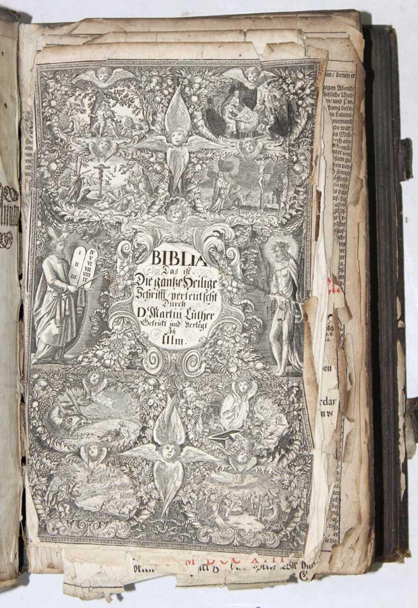 Germanic Biblia. - photo 1