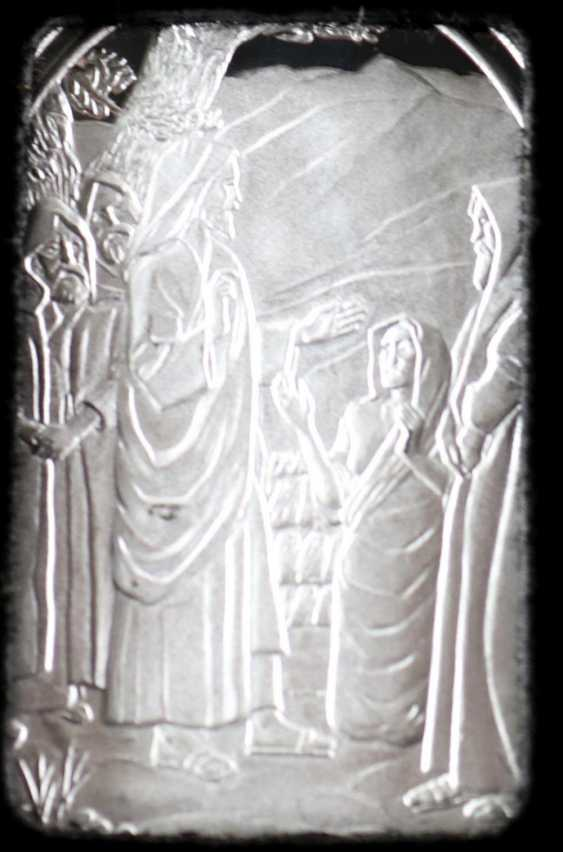 Silver Bible, The. - photo 4